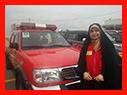 فاطمه شیرزاد رئیس کمسیون فرهنگى شورای اسلامی شهر رشت با ارسال پیامی رشادت غیور مردان آتش نشان شهر باران را ستودنی دانست