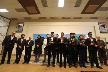 سازمان فرهنگی اجتماعی وورزشی شهرداری رشت:  تجلیل از دانش آموزان ذهن برتر گیلانی