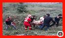 واژگونی خودروی سواری، جان راننده جوان را گرفت