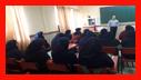 آموزش ایمنی و آتش نشانی به دانش آموزان مدرسه کیومرث صابری
