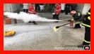 آموزش ایمنی و آتش نشانی به کارکنان مرکزبهداشت خیابان شهدا/آتش نشانی رشت