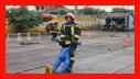 تست عملیاتی ورزشی آتش نشانان شهر باران در حال برگزاری است/آتش نشانی رشت