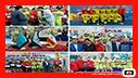 کسب عنوان قهرمانی مسابقات طناب کشی کارگران کشور توسط آتشنشانان شهر باران/ آتش نشانی رشت