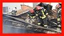 """تلاش بی وقفه آتش نشانان در پی آتش سوزی خانه ویلایی در بلوار شهید رجایی""""رشتیان/آتش نشانی رشت"""