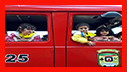 جشنواره نقاشی با محوریت پدافند غیر عامل برای کودکان برگزار شد/ آتش نشانی رشت