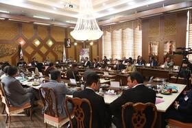سومین جلسه کارگروه ساختار، تشکیلات و بهبود روش ها به میزبانی کرج برگزار شد