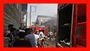 آتش سوزی 4 خانه ویلایی در سلیمانداراب رشت
