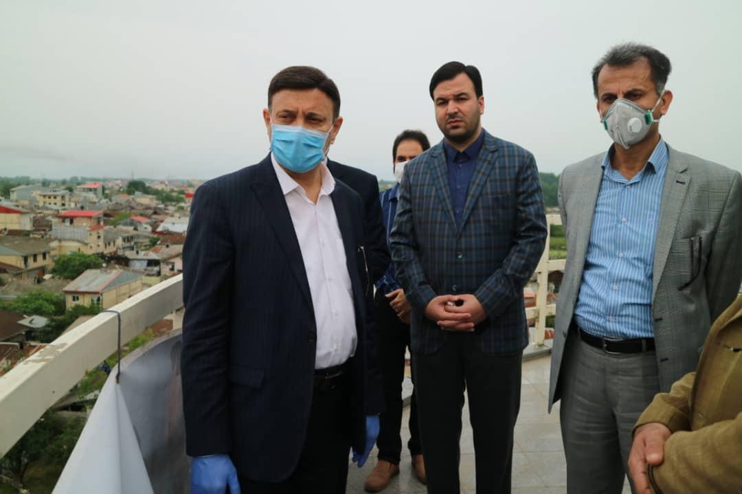 شهردار رشت :ساماندهی و تجهیز رصدخانه کوشیار گیلانی و سامانکده در اولویت کاری سال جاری قرار گیرد