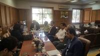جلسه هماهنگی در خصوص عرضه و ذبح دام بهداشتی به مناسبت عید سعید قربان برگزار شد