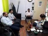 گزارش تصویری از جلسه هماهنگی جهت جلوگیری از عرضه دام و طیور در روز عید قربان