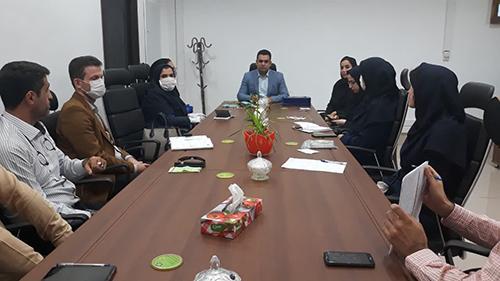 برگزاری پنجمین جلسه کارگروه پیشگیری از تخلفات ساختمانی