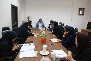 برگزاری جلسه شورای اجرایی شهر دوستدار کودک در رابطه با بررسی و تایید ضوابط الزام ساختمان ها و فضاهای عمومی به احداث اتاق مادر و کودک پس از تصویب  کمیسیون ماده پنج
