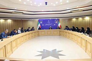 برگزاری اولین جلسه کمیته هماهنگی و پیگیری مناسب سازی استان در سال 99