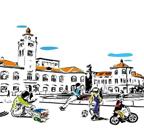 انتخاب شهر رشت به عنوان یکی از شهرهای منتخب برای پایلوت شهر دوستدار کودک
